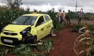 Tài xế taxi tử vong với nhiều vết chém