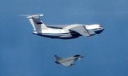 Anh xuất kích 4 chiến đấu cơ Typhoon chặn máy bay Nga