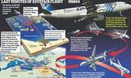 Mỹ tiết lộ chi tiết lạ về vụ máy bay EgyptAir rơi