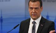 Thủ tướng Medvedev: Nga và NATO đang trượt vào chiến tranh lạnh mới