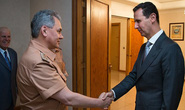 Nga - Syria bàn chuyện hợp tác quân sự