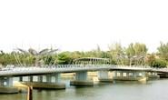 Từ ngày 5- 2, có thể đi bộ từ bến Ninh Kiều qua cồn Cái Khế