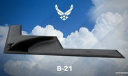 Lộ hình ảnh pháo đài bay tàng hình mới thay thế B-52 của Mỹ