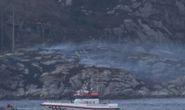Trực thăng Na Uy rơi: Ít nhất 11 người thiệt mạng