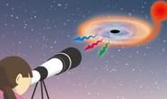 Xuất hiện lỗ đen đầu tiên quan sát được bằng mắt thường