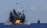 Indonesia bắt tàu cá Trung Quốc