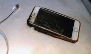 iPhone 6 bốc cháy dữ dội trên máy bay