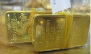 Giá vàng rớt mạnh