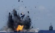 Tàu hải quân Thái Lan bắn 3 tàu cá Việt Nam