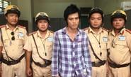 CSGT truy đuổi tên trộm xe máy táo tợn trên phố Sài Gòn