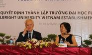 Kỳ vọng gì ở Fulbright Việt Nam?