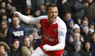 Sanchez giải cứu Arsenal