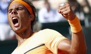 Nadal lần thứ 10 vào chung kết Monte Carlo
