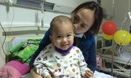 Mới 2 tuổi đã bị ung thư máu