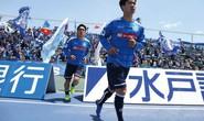 Công Phượng, Tuấn Anh không chơi tiếp ở J-League 2