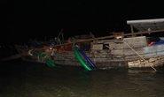 Vây ráp cát tặc trên sông Đồng Nai trong đêm