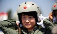 Nữ phi công chiến đấu cơ Trung Quốc tử nạn