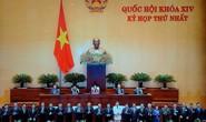 Chính phủ do Thủ tướng Nguyễn Xuân Phúc đứng đầu ra mắt Quốc hội