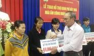 400 triệu đồng xây mái ấm công đoàn Khánh Hòa
