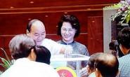 Chốt danh sách bỏ phiếu kín bầu Chủ tịch, Phó Chủ tịch QH