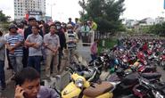Toàn cảnh dân Sài Gòn tiễn ông Obama