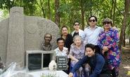 Hoàn thành mộ và nhà lưu niệm NSND Viễn Châu