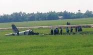 Rơi máy bay ở Phú Yên, 1 học viên tử nạn