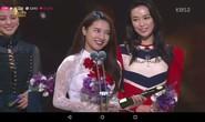 Nhã Phương được vinh danh tại Hàn Quốc
