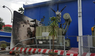 Trạm biến áp nổ to, hàng chục ngàn hộ dân TP HCM mất điện