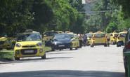 Căng thẳng vụ hàng trăm tài xế taxi ở Phú Quốc bỏ việc, ngừng tài