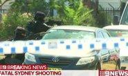 Xả súng và bắt con tin ở Úc