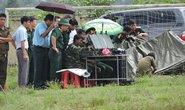 Dùng máy bay không người lái tìm trực thăng mất tích