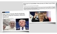 Nga phát tán tin giả tiếp sức ông Trump thắng cử?