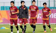U23 Việt Nam yếu thế