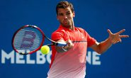 Giải Quần vợt Úc mở rộng 2016: Dimitrov khó cản bước Federer