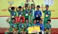 Đội Phú Thọ vô địch Giải Bóng đá trẻ em có hoàn cảnh đặc biệt