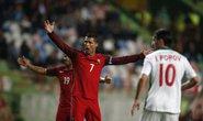 Ronaldo dè chừng Iceland