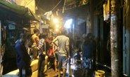 Cháy nhà ở Sài Gòn, con chết, cha bỏng nặng