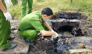 Bắt quả tang một công ty xả thải bẩn ra môi trường