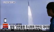 Tên lửa Triều Tiên lại thất bại thảm hại