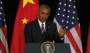 """Tổng thống Obama: """"Chiến tranh Syria luôn ám ảnh tôi"""""""