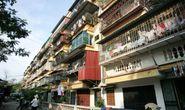Xóa chung cư cũ: Dân lo không có tiền mua nhà xây mới