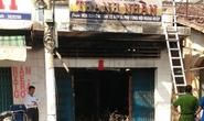 Cháy cửa hàng xe đạp, thiệt hại nửa tỉ đồng