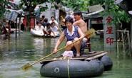 Trung Quốc đối mặt nguy cơ lũ lụt thảm khốc