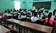 Toàn trường tổ chức lễ mặc niệm 9 học sinh đuối nước