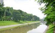 Bão số 3 đi qua, ngỡ ngàng với vẻ đẹp của sông Tô Lịch