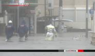 3 cơn bão liên tiếp quần Nhật Bản