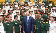 Phát huy trí tuệ tuổi trẻ để xây dựng và bảo vệ Tổ quốc