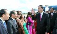 Xây dựng cộng đồng người Việt tại Lào vững mạnh