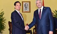 Tăng cường hợp tác an ninh Việt - Nga